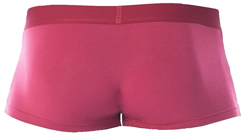 Obviously Mens Originals AnatoMAX Downtown Hipster Trunk Red Brick Extra Large
