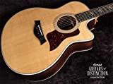 Taylor 416ce Rosewood Grand Symphony Acoustic-electric - Natural