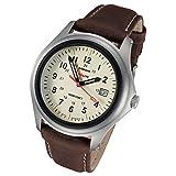 Armourlite AL303 Field Series Tritium Watch with Leather B