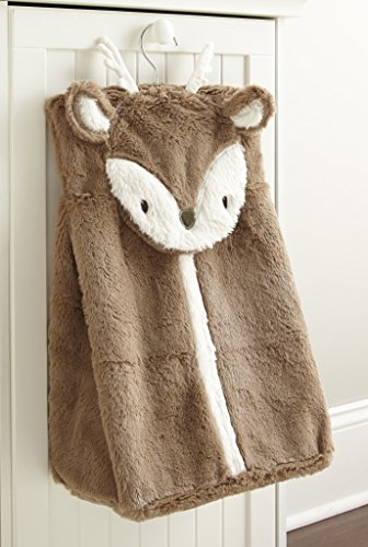 Levtex Home Baby Diaper Stacker, Brown Deer from Levtex Home