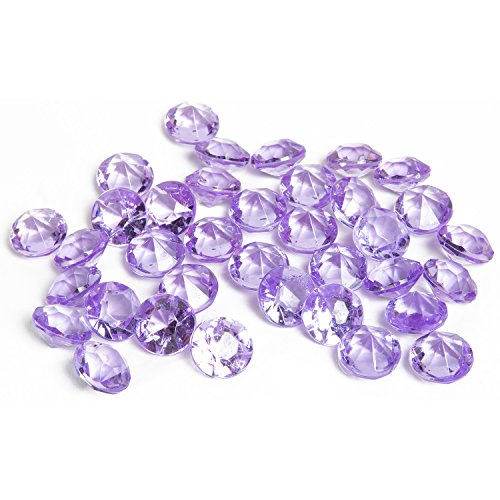 Purple Big Jewel - 8