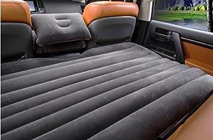 Colchón hinchable multifuncional para coche, cama inflable ...