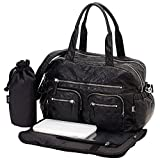 Lizard Carry All Bag Color: Black