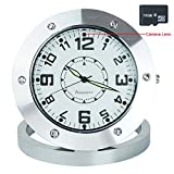 Toughsty™ 16GB Mini Indoor Hidden Camera Clock Video Voice Recording With Photo Taking Function