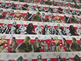 Christmas Wrapping Holiday Paper Gift Greetings 1 Roll Design Festive Wrap Star Wars 2