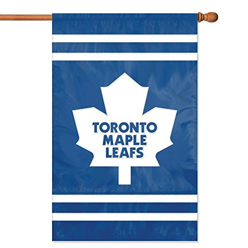 Party Animal Toronto Maple Leafs Banner NHL Flag