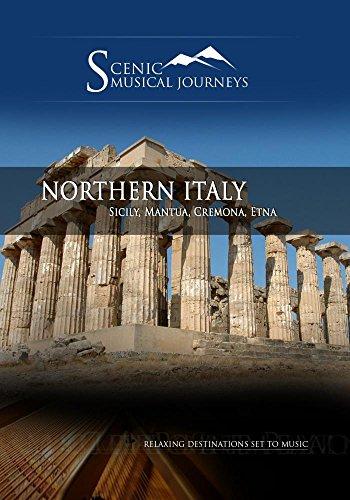 (Naxos Scenic Musical Journeys Northern Italy Sicily, Mantua, Cremona, Etna)