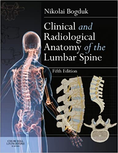 Clinical And Radiological Anatomy Of The Lumbar Spine 5e