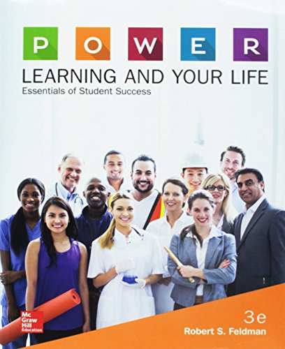 GEN COMBO POWER LEARNING AND YOUR LIFE:ESSENTIALS OF STUDENT SUCCESS; CONNECT AC