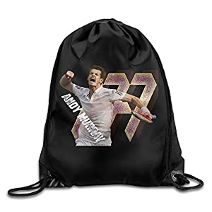 Runy Andy Murray Adjustable String Gym Backpack