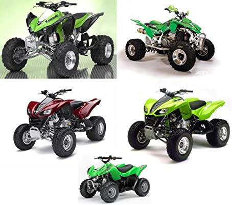250 pc Bolt Kit Kawasaki KFX450 ATV KFX-450 KFX400 KFX700 body plastic frame