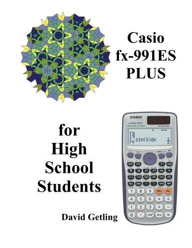Download Casio fx-911ES PLUS for High School Students ebook