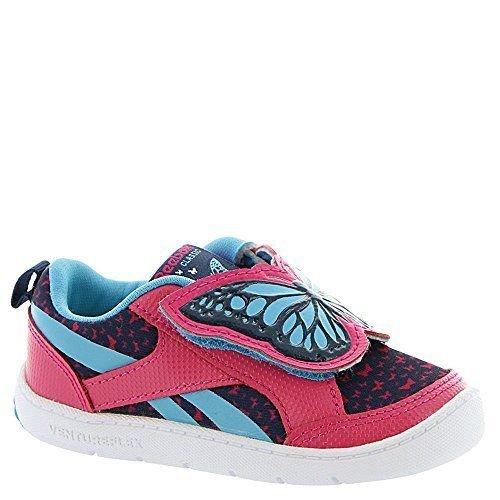 Reebok Kids Baby Girl's Ventureflex Critter Feet (Toddler...