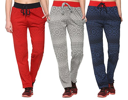 69GAL Women Regular Fit Track Pants