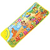 Aodicon Music Mat Piano Mat Music Mat for Toddlers-Animals Dance Baby Music Carpet Educational Toys Carpet Touch Toy