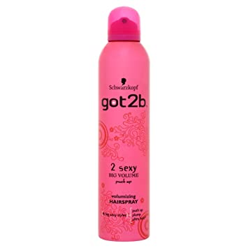 Schwarzkopf got2b 2 Sexy Volumizing Hairspray