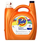 Tide Plus Bleach Alternative Liquid Laundry Detergent, 72 Loads, Original, 138 Fluid Ounce