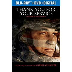 Thank You for Your Service debuts on Digital Jan. 9 and on Blu-ray, DVD and On Demand Jan. 23 from Universal
