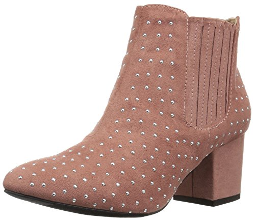 Qupid Boot Fashion 03 Skipper Women's Mauve HUSqYP