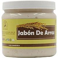 Jabón Exfoliante Aclarante Natural De Arroz 1 Kg