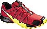 Salomon Speedcross 4 Trail Running Shoes - SS17-10.5 - Red