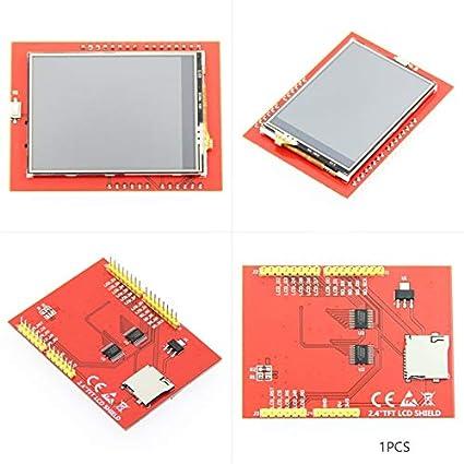 gfjfghfjfh Resolución LCD en Serie TFT SPI de 2.4 Pulgadas 320 ...