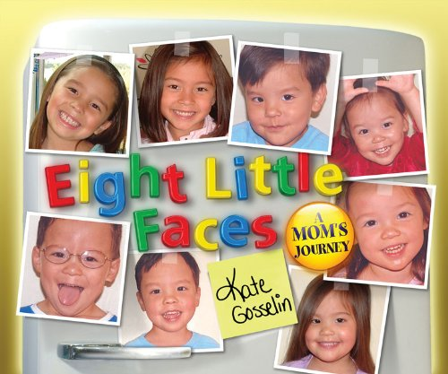 Download Eight Little Faces ebook