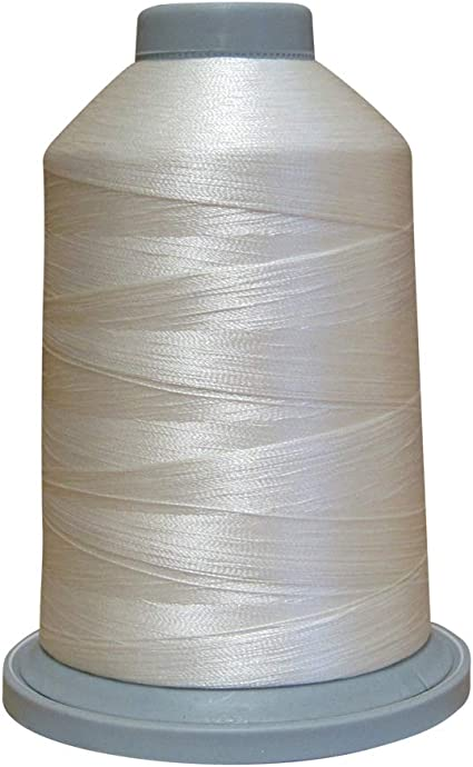 40-1000m Spool Glide Thread Trilobal Polyester No 10CG7 Cool Grey 7