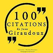 100 citations de Jean Giraudoux | Jean Giraudoux