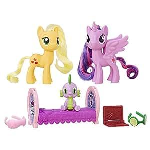 My Little Pony Friendship Pack Princess Twilight Sparkle and Applejack