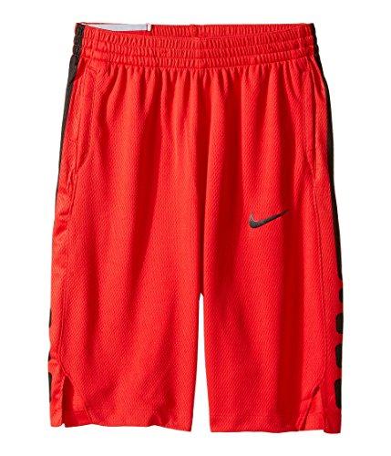 Nike Boy's Dry Basketball Short University Red/Black Size X-Large