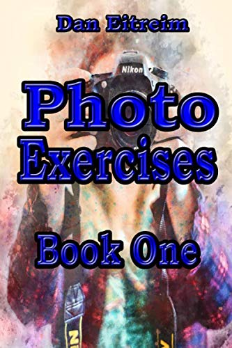 Photo Exercises: Book 1 By far, the most popular and requested items in all of my books are the Photo Exercises sections. Plus, in most of my books, I repeatedly extoll the virtues of keeping a shot notebook to record your various experiments an...