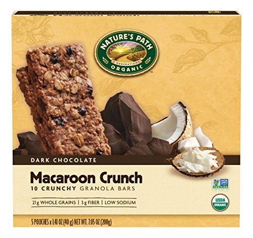 natures-path-organic-crunchy-granola-bars-dark-chocolate-macaroon-crunch-705-ounce-box-pack-of-6