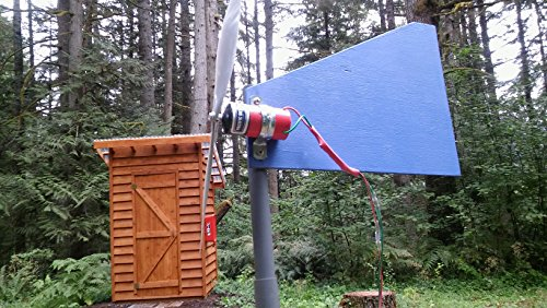 Pacific Sky Power Charger Wind Turbine Generator with Fin by Pacific Sky Power (Image #6)