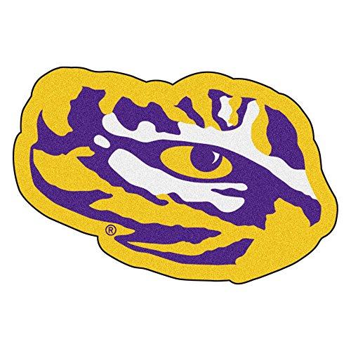 Lsu Rugs - Zokee-LSU LSU Tigers Mascot Area Rug