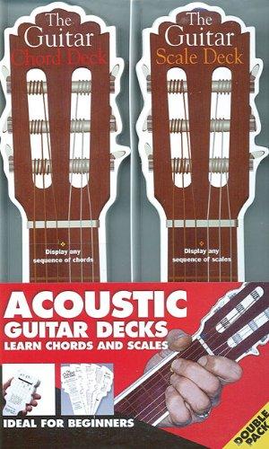 (Acoustic Guitar Decks Double Pack)