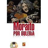 Worms Claude Moraito Por Buleria Etude De Style Guitar Book/Cd