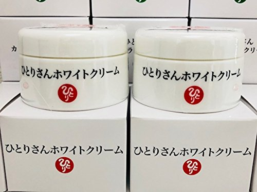 銀座まるかん ひとりさんホワイトクリーム 2個セット 【只今 ひとりさんの詩 ポストカードプレゼント中で~す】 B07DCTH3XX