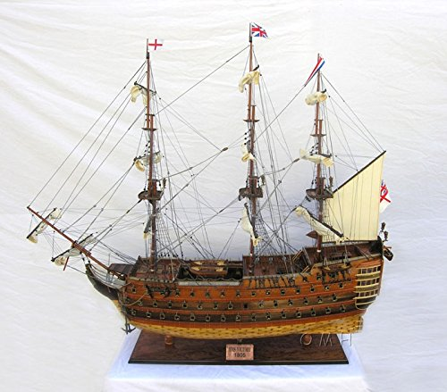Hms Victory Wood Model Ship - X-Large Hms Victory Ship