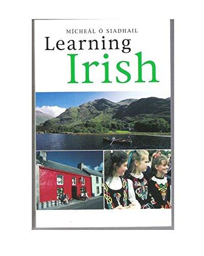 Learning Irish, New Edition: Text (Yale Language)