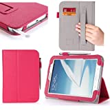 i-Blason Case and Cover for Samsung Galaxy Note 8.0 GT-N5100/N5110 Wifi 4G LTE-Magenta