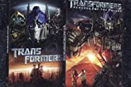 Transformers / Transformers Revenge of the Fallen LIMITED EDITION 2 DVD Set