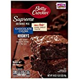 Betty Crocker Delights Brownie Mix Supreme Chocolate Chunk 18.0 oz Box