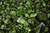 Fantasia Materials: 1 lb Peridot Rough from Pakistan - (Select from 2 Grades) - Raw Natural Crystals for Cabbing, Cutting, Lapidary, Tumbling, Polishing, Wire Wrapping, Wicca and Reiki Crystal Healing