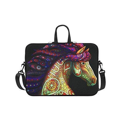 Laptop Computer Sleeves 15 15.2 Inch Mustang Horse Neoprene