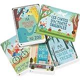 Milestone Cards - Journal et livre de naissance - Cartes photos souvenirs activites