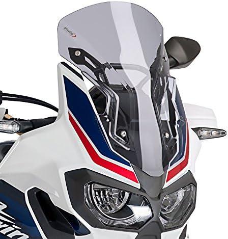 Racingscheibe Für Honda Africa Twin Crf 1000 L 16 19 Rauchgrau Puig 8904h Auto