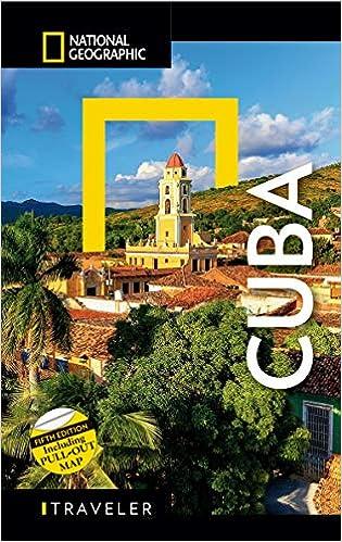 National Geographic Traveler Cuba 5th Edition Baker Christopher P Vega Pablo Corral Vega Cristobal Corral 9788854415102 Amazon Com Books