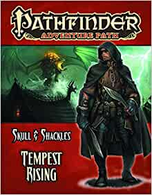 Pathfinder skull and shackles book