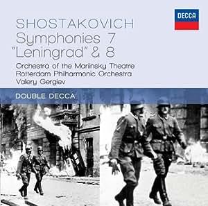 """Sinfonías 7 """"Leningrad"""" Y 8"""